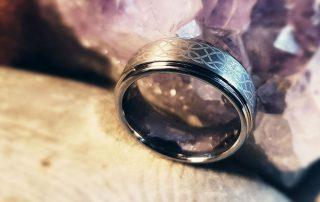 Custom Tungsten Rings Men Woman Wedding Engagement Anniversay Birthday Gifts 071