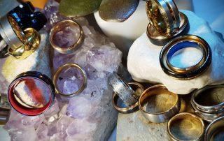 Custom Tungsten Rings Men Woman Wedding Engagement Anniversay Birthday Gifts Custom tungsten rings